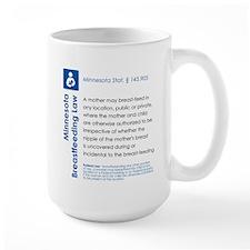 Breastfeeding In Public Law - Minnesota Mugs