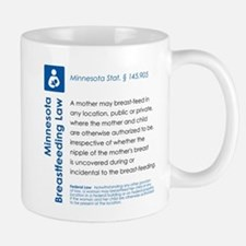 Breastfeeding In Public Law - Minnesota Mugs