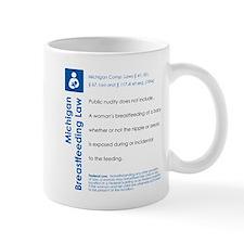 Breastfeeding In Public Law - Michigan Mugs