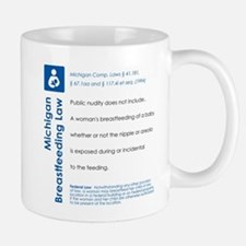 Breastfeeding In Public Law - Michigan Mugs