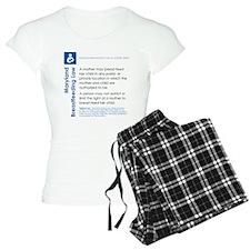 Breastfeeding In Public Law - Maryland Pajamas