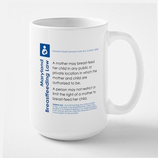 Breastfeeding In Public Law - Maryland Mugs