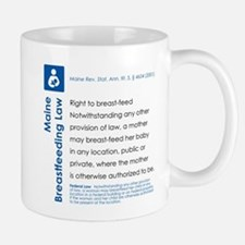 Breastfeeding In Public Law - Maine Mugs