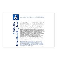 Breastfeeding In Public Law - Kentucky Postcards (