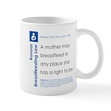 Breastfeeding In Public Law - Kansas Mugs