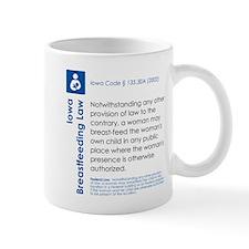 Breastfeeding In Public Law - Iowa Mugs