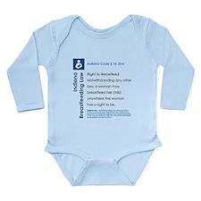 Breastfeeding In Public Law - Indiana Body Suit