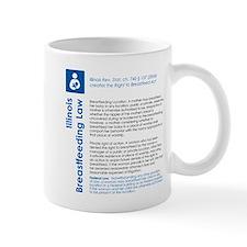 Breastfeeding In Public Law - Illinois Mugs