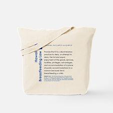 Breastfeeding In Public Law - Hawaii Tote Bag