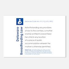 Breastfeeding In Public Law - Delaware Postcards (