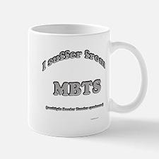 Border Terrier Syndrome Mug