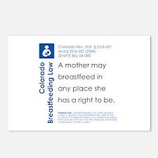 Breastfeeding In Public Law - Colorado Postcards (