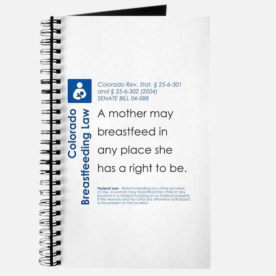 Breastfeeding In Public Law - Colorado Journal