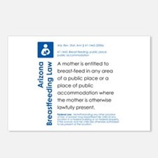 Breastfeeding In Public Law - Arizona Postcards (P