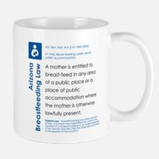 Breastfeeding In Public Law - Arizona Mugs