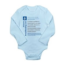 Breastfeeding In Public Law - Arizona Body Suit