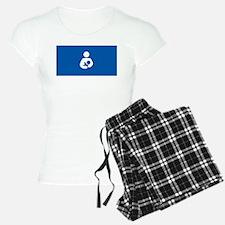 breastfeeding icon rectangle Pajamas