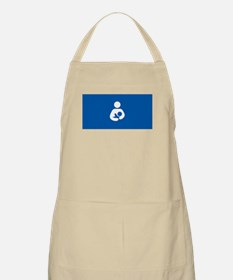 breastfeeding icon rectangle Apron