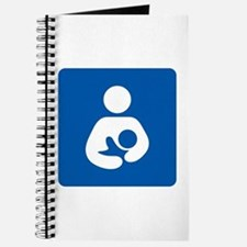 Breastfeeding Icon-High Quality Journal