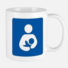 Breastfeeding Icon-High Quality Mugs
