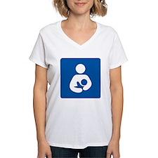 Breastfeeding Icon-High Quality T-Shirt