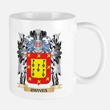 Chaves Coat of Arms - Family Crest Mugs