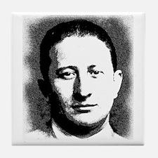 Carlo Gambino, American Mafia Tile Coaster