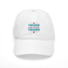 Cuter Tervuren Baseball Cap