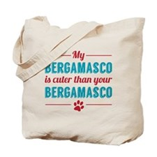 My Bergamasco Tote Bag