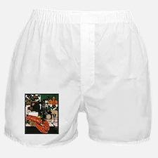 Vintage Fancy Foods Boxer Shorts