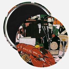 Vintage Fancy Foods Magnets