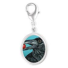 Black Raven Crow Charms