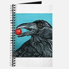 Black Raven Crow Journal
