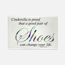Cinderella is Proof... Rectangle Magnet