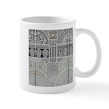 Ornamental Abstract Design Pattern Mug