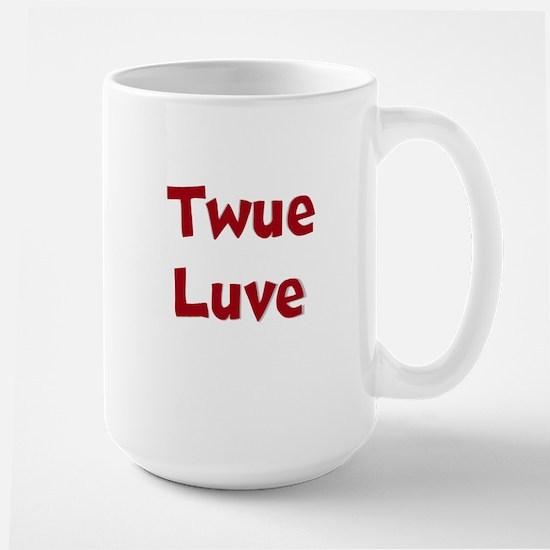 Twue Luve Mugs