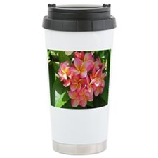Hawaiian Plumeria Travel Mug