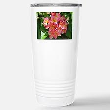 Hawaiian Plumeria Travel Mug
