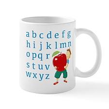 Now I Know My Abc Mugs