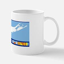 Long Island - New York. Mug Mugs