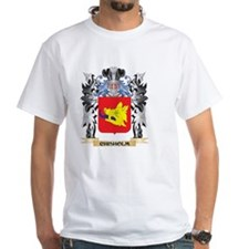 Chisholm Coat of Arms - Family Cres T-Shirt