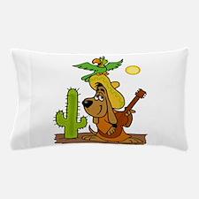 Mexican Puppy Pillow Case