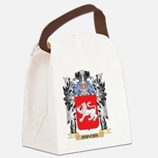 Chivers Coat of Arms - Family Cre Canvas Lunch Bag