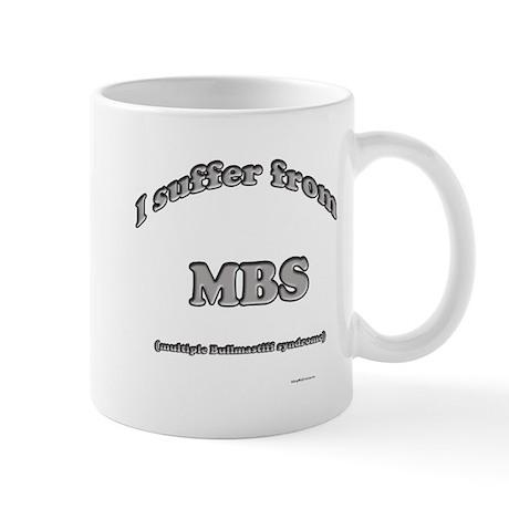 Bullmastiff Syndrome Mug