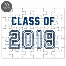 Class of 2019 Puzzle