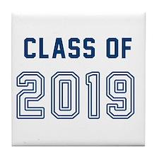 Class of 2019 Tile Coaster