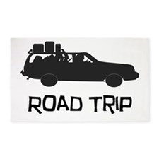 Road Trip Area Rug
