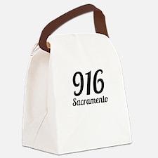 916 Sacramento Canvas Lunch Bag