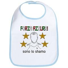 Zidane lo Shamo Bib