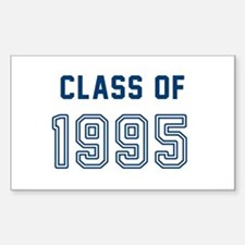 Class of 1995 Decal